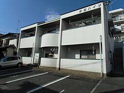 京屋ハイツ[2階]の外観