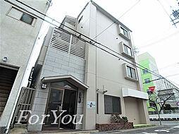兵庫県神戸市東灘区御影中町7丁目の賃貸マンションの外観