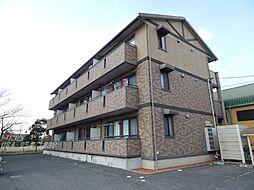 広島県福山市東深津町3の賃貸アパートの外観
