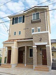 静岡県浜松市南区安松町の賃貸アパートの外観