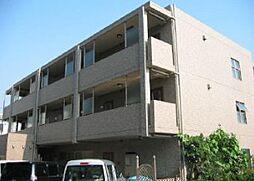 東京都中野区鷺宮6丁目の賃貸マンションの外観