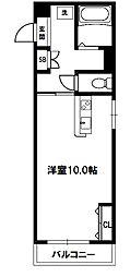 新大阪エクセルハイツ[8階]の間取り