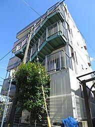 千葉県千葉市若葉区西都賀4丁目の賃貸マンションの外観