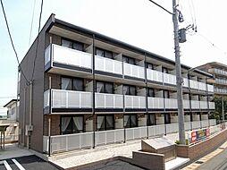レオパレスアドラーブル[3階]の外観