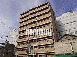 ヒルズK2[5階]の外観