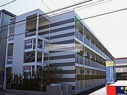 レオパレスアルミックII[1階]の外観