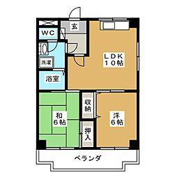 京王永山駅 8.0万円