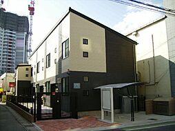 埼玉県越谷市越谷2丁目の賃貸アパートの外観