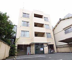 京都府京都市北区紫野西御所田町の賃貸マンションの外観