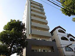 千葉県松戸市西馬橋蔵元町の賃貸マンションの外観