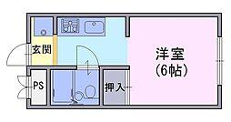 Solana長岡京[2階]の間取り