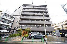 大阪府東大阪市菱屋西1丁目の賃貸マンションの外観