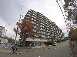 サンハイツ宝塚[2階]の外観