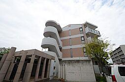 兵庫県西宮市野間町の賃貸マンションの外観