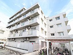 第10関根マンション[4階]の外観