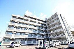 愛知県豊田市梅坪町9丁目の賃貸マンションの外観