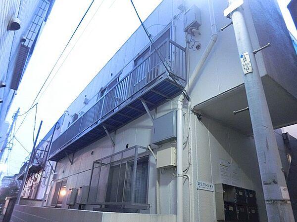 京王マンション[2階]の外観