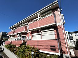 千葉県市原市国分寺台中央6丁目の賃貸アパートの外観