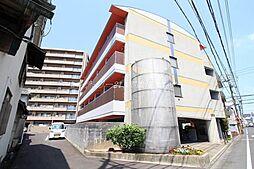 岡山県倉敷市美和2丁目の賃貸マンションの外観