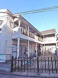 埼玉県朝霞市朝志ケ丘4丁目の賃貸アパートの外観