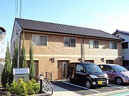 愛知県日進市梅森町上松の賃貸アパートの外観