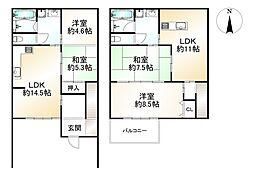清水五条駅 9,800万円