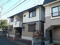東京都世田谷区北烏山9丁目の賃貸アパートの外観