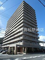 香川県高松市西宝町2丁目の賃貸マンションの外観