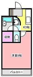 T−SQUARE[1階]の間取り