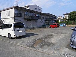 大縄橋ハイツ[202号室]の外観
