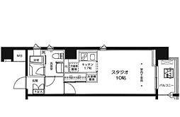 麹町二番町マンション[702号室]の間取り