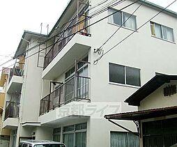 京都府京都市左京区下鴨東半木町の賃貸マンションの外観