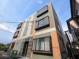 千葉県佐倉市表町3丁目の賃貸マンションの外観