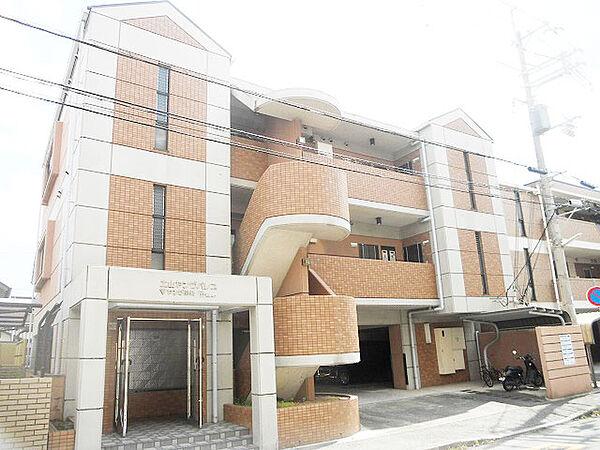土山ヤングパレス1 3階の賃貸【兵庫県 / 明石市】
