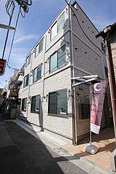 東京都葛飾区立石7丁目の賃貸アパートの外観