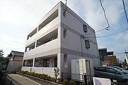静岡県浜松市東区中田町の賃貸マンションの外観