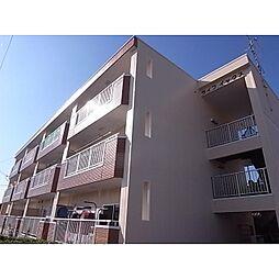 奈良県桜井市東新堂の賃貸マンションの外観