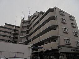 ライオンズマンション武里[1階]の外観