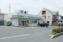 ローソンストア100 豊橋多米西町店(412m)