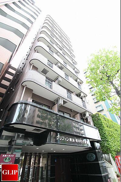 グリフィン横浜・桜木町七番館[4階]の外観