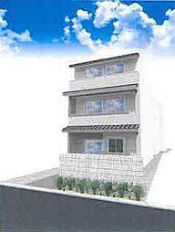 京都府京都市上京区観世町の賃貸マンションの外観
