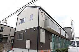 [タウンハウス] 千葉県船橋市本中山3丁目 の賃貸【/】の外観