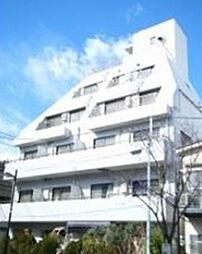 東京都目黒区原町1丁目の賃貸マンションの外観