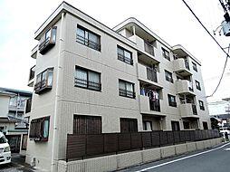 東京都日野市新町1丁目の賃貸マンションの外観