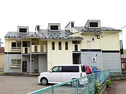シティコート平成C[203号室]の外観