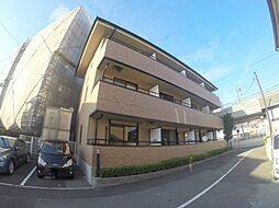 大阪府池田市宇保町の賃貸マンションの外観