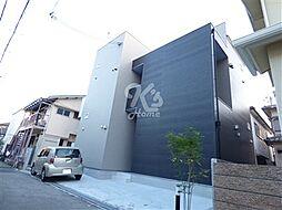 兵庫県明石市東藤江2丁目の賃貸アパートの外観