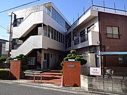 竹ノ塚コーポ[2階]の外観