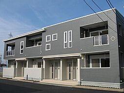 愛知県一宮市多加木1丁目の賃貸アパートの外観