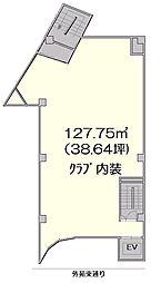 【敷金礼金0円!】六本木ウナカミビル